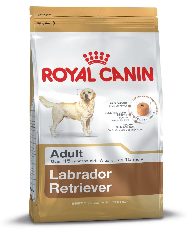 Корм для собак Royal Canin Labrador Retriever Adult (Роял канин для лабрадора ретривера, взрослые)