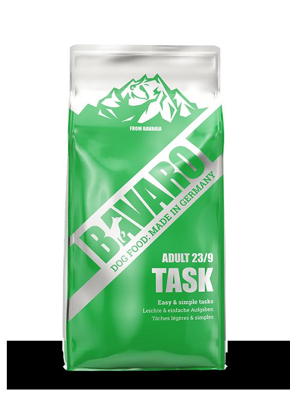 Корм премиум класса Баваро Таск для взрослых собак всех пород с небольшими физическими нагрузками (Bavaro Task (Adult)