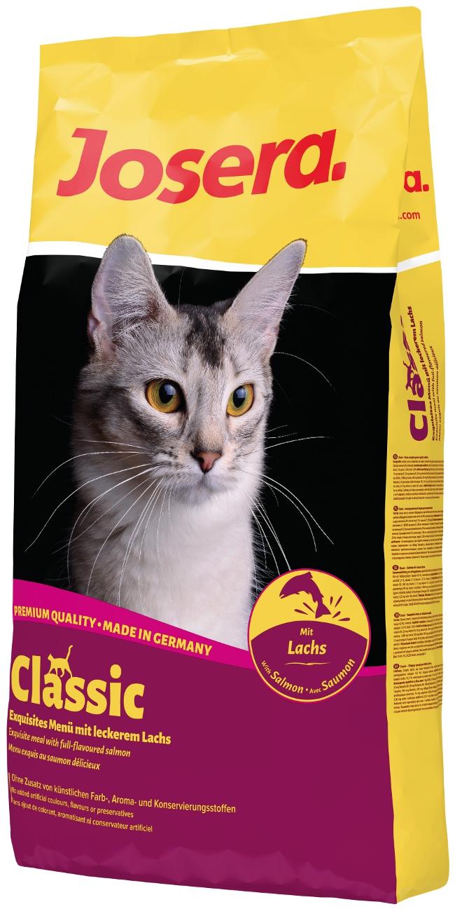 Сухой корм Йозера Классик для взрослых кошек Josera Classic
