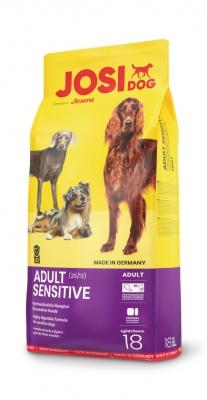 ЙозиДог Сенсетив (JosiDog Sensitive) легкоусвояемый сухой корм для собак с чувствительным пищеварением