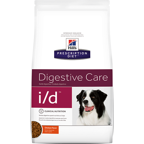 Лечебный корм для собак Hills PD Canine i/d (заболевания ЖКТ: гастриты, энтериты, панкреатиты, вздутия, кормление щенков-сирот)