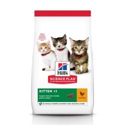 Корм Хилс для котят с курицей (Hill's SP Kitten Chicken) Image 1
