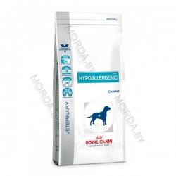 Лечебный сухой корм для собак Royal Canin Hypoallergenic DR21, Гипоаллердженик ДР21 (пищевая аллергия) Image 1