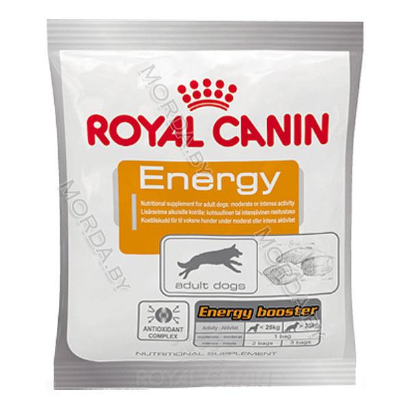 Неполнорационный продукт для собак Royal Canin Energy